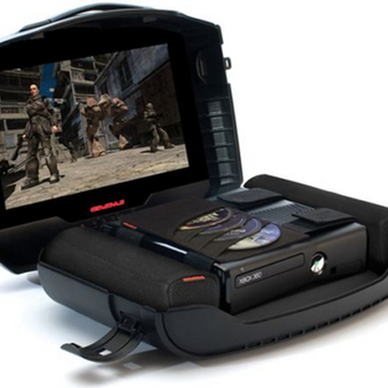 Uma Super Case para transportar seu console
