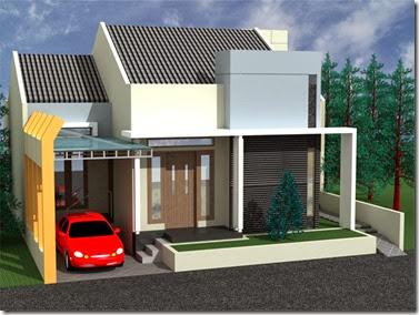 Model Atap Rumah Modern