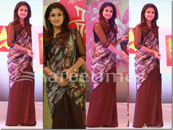 Nayanthara_Half_and_Half_Saree