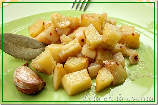 sepia con patatas 4