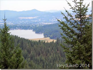 Liberty Lake WA hike 001