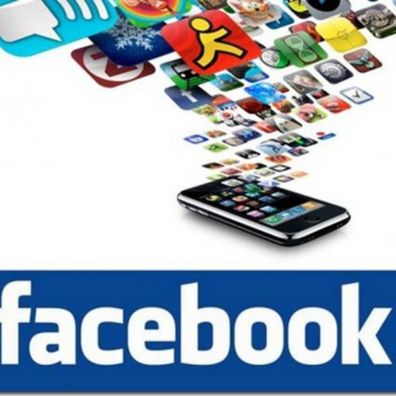 Facebook cria APP Center para Android, iOS e Web