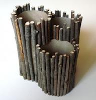 Cara Membuat Tempat Pensil dari Ranting Kayu