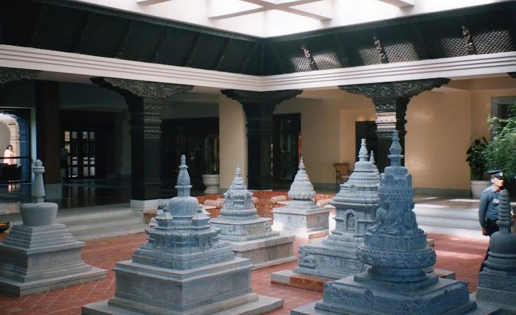 Imagini Nepal: Hotel Hyatt Kathmandy.jpg