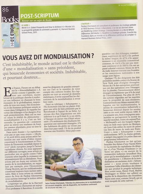 mondializacion demondializacion