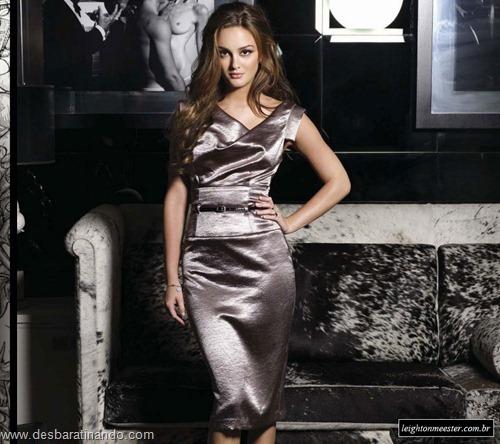Leighton meester blair gossip girl garota do blog linda sensual desbaratinando  (234)