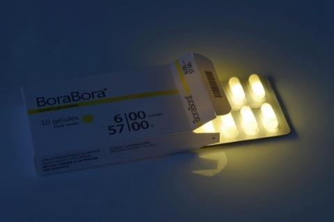 Солнечный свет в таблетках