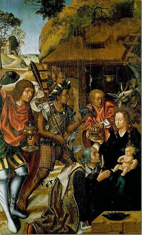 Vasco Fernandes, Adoration des Mages 1501-04