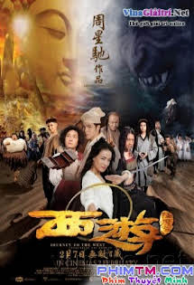 Tây Du Ký : Mối Tình Ngoại Truyện - Journey To The West : Conquering The Demons