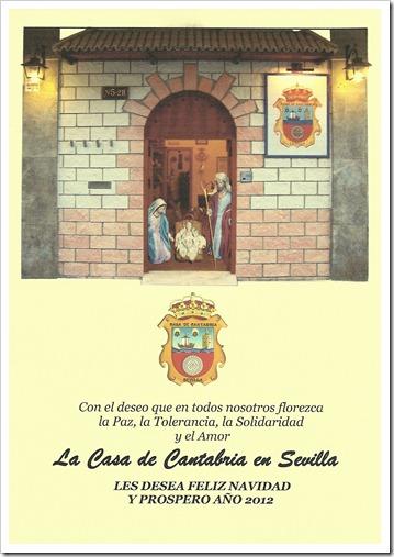 Felicitación Navideña 2011-12