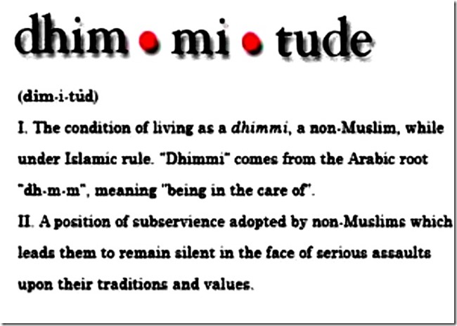 Dhimmitude Defined