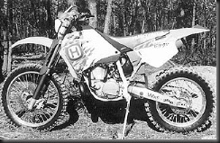 Husqvarna WXC 250
