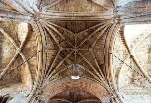 Gloria Ishizaka - Guarda - Sé Catedral tecto 2