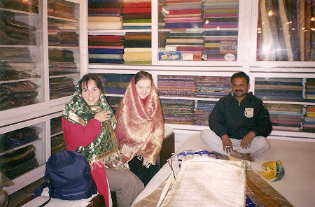 Varanasi: In the silk emporium