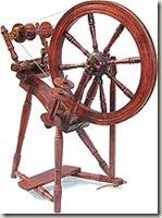 Kromski wheel