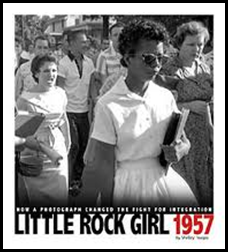 Little Rock Girl 1957
