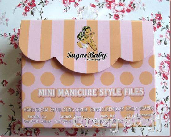 sugar baby nail kit