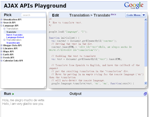 ajax-apis-playground