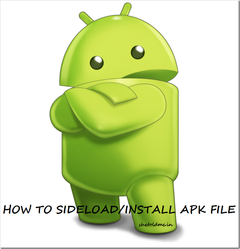 How+to+install+sideload+apk+file