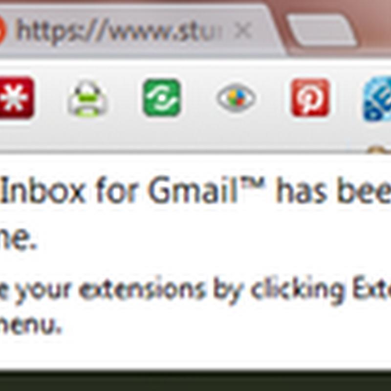 addon และ Extension  ตั้งเวลาส่ง G-mail ใน Google Chrome และ Firefox