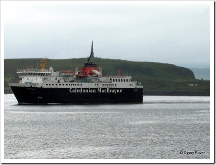 Isle of Mull, built in 1988 in Glasgow.