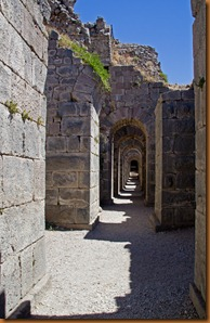 pergamon,tunnel