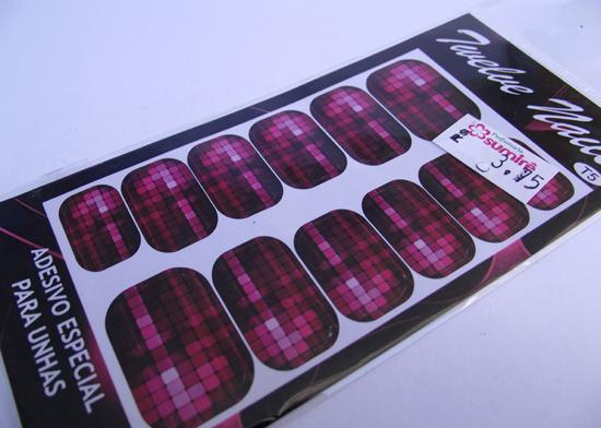 Twelve Nails Embalagem