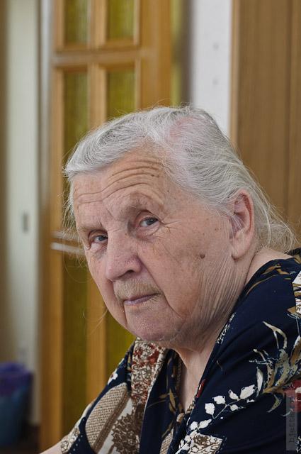 7. Анастасия Никаноровна Замулко. Мозырь. 2011 г.
