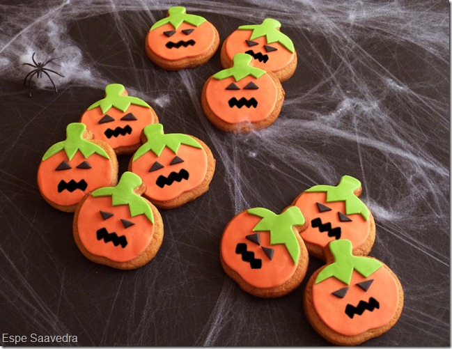 galletas halloween espe saavedra