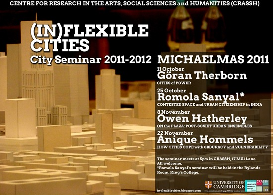 city seminar in-flexible cities programme poster copy