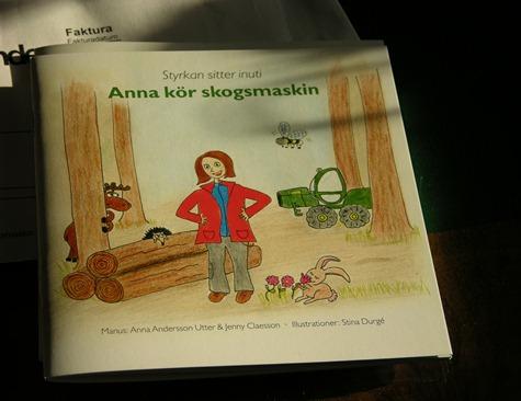 1 Annas bok