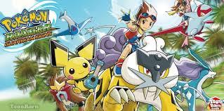 Hình Ảnh Pokémon Ranger: Guardian Signs