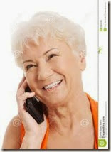 old-woman-talking-phone-isolated-white-35854006
