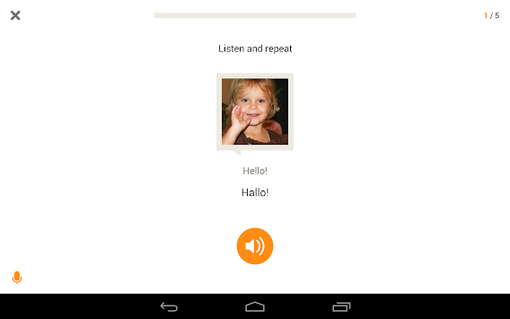 Learn German With Babbel APK screenshot thumbnail 11