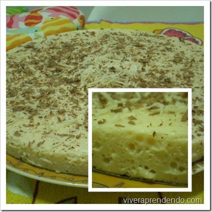 Torta de Chocolate com Doce de Caramelo