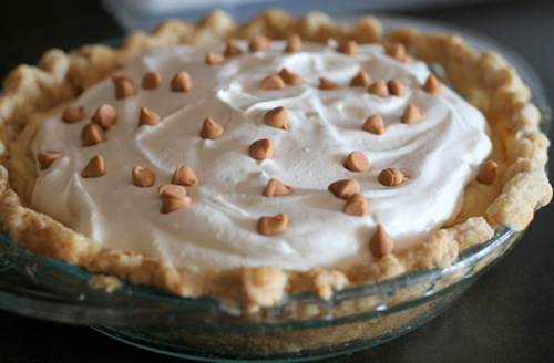 butterscotch pie 1