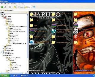 Cara Mengubah Background Folder Pada Flashdisk