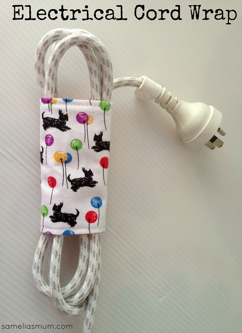 Electrical Cord Wrap 1