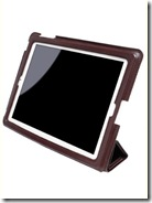 Leather cover for iPad2