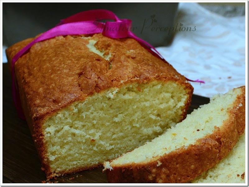 Perfect Pound Cake 2