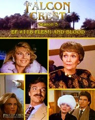 Falcon Crest_#118_Flesh And Blood