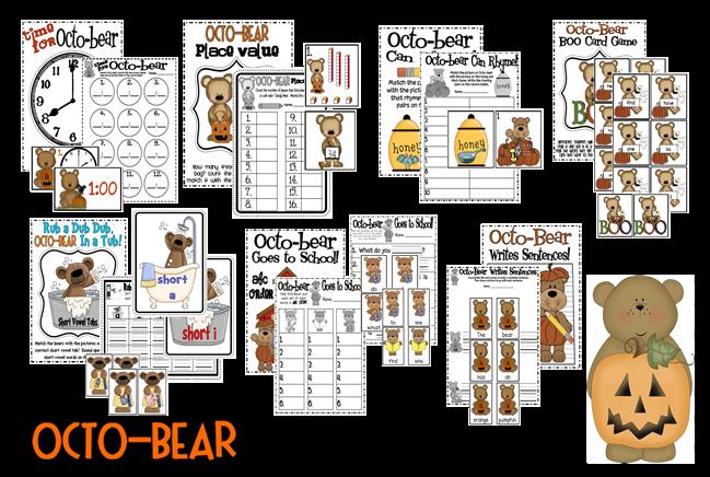 OCTO-BEAR centers