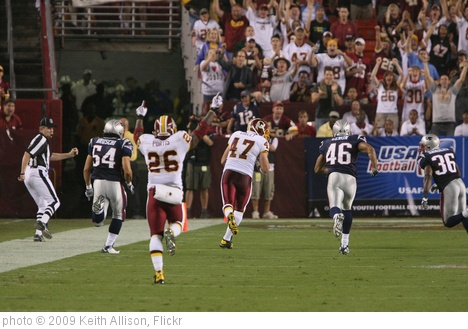 'Clinton Portis and Chris Cooley' photo (c) 2009, Keith Allison - license: http://creativecommons.org/licenses/by-sa/2.0/