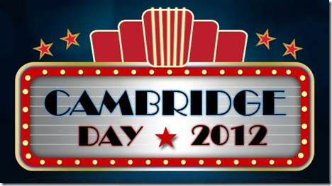 CAMBRIDGE DAY 2012 LOGO