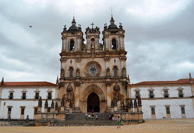 Glória Ishizaka - Mosteiro de Alcobaça - 2012 - 1a