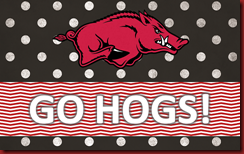 arkansas razorbacks go hogs 3 sm