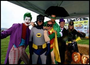NCWTS Crew Halloween 2009