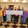 $200,000 Yorktown Senior Center Check Presentation