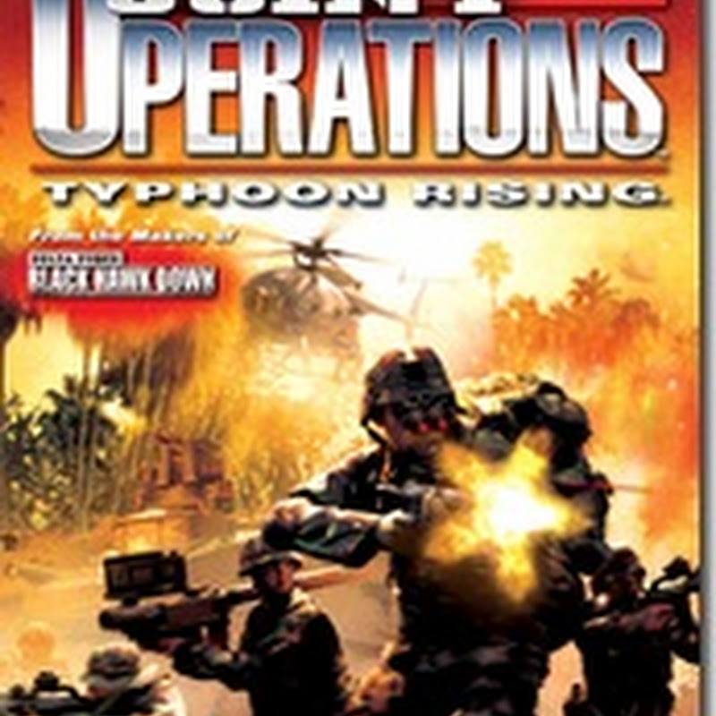 Joint Operations Typhoon Rising latest Game Free Download