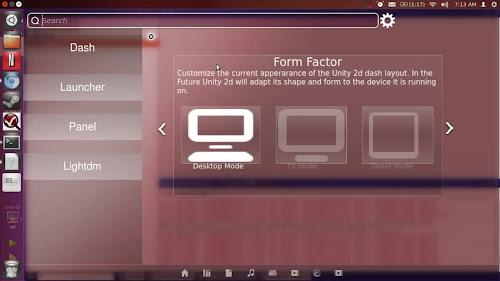 mockup di Unity 2D proposto da Joseph Mills
